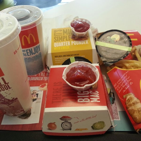 Photo taken at McDonald's by Marita S. on 3/27/2013