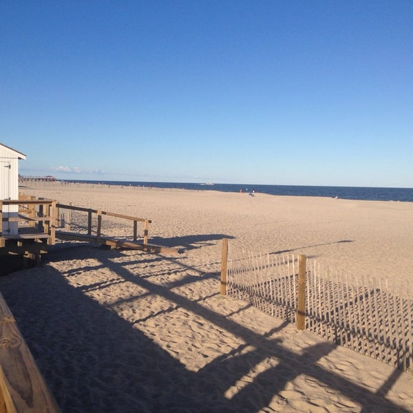 Photo taken at Point Pleasant Beach Boardwalk by Victoria H. on 9/28/2013