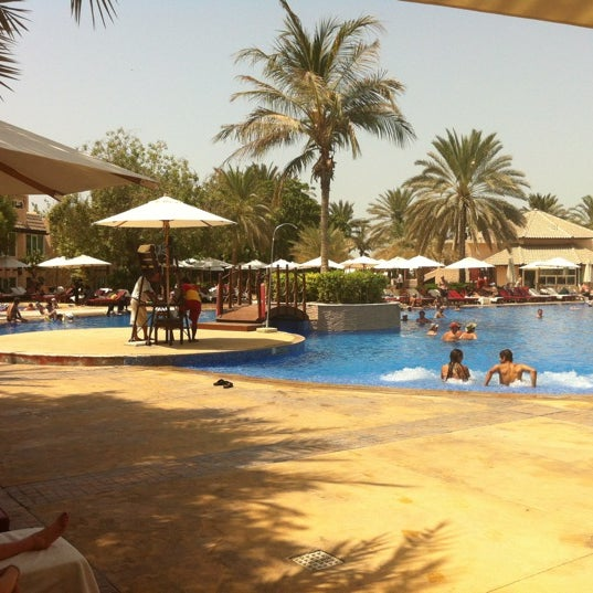 Photo taken at Habtoor Grand Beach Resort & Spa by Eduardo F. on 9/22/2012