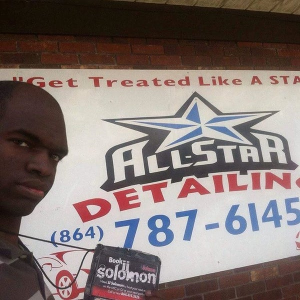 All Star Auto Detailing Greenville Sc