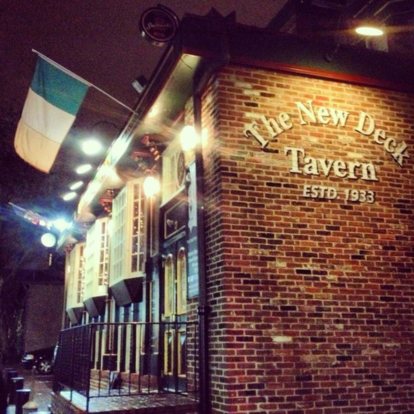 Photo taken at New Deck Tavern by Lucy on 1/4/2013