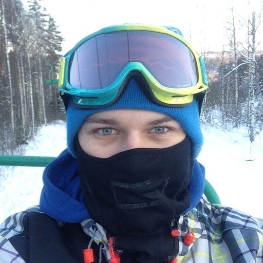 Снимок сделан в Красное озеро пользователем Igor O. 12/16/2012