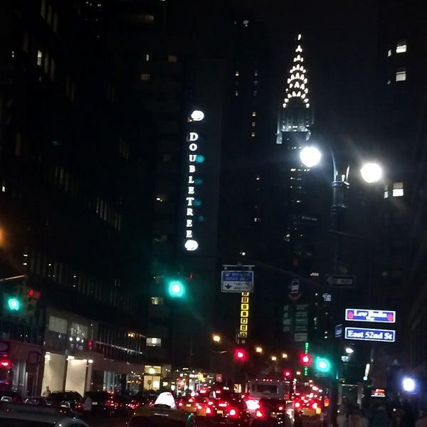 Photo taken at DoubleTree by Hilton Hotel Metropolitan - New York City by Elif K. on 10/2/2014