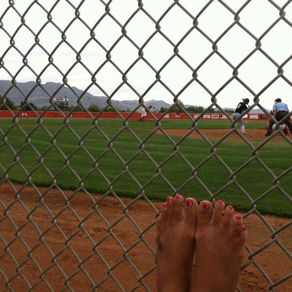 Arbor View Hs Baseball Field Centennial Hills Las Vegas Nv