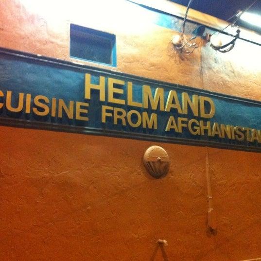 Afghan Restaurant Boston Ma
