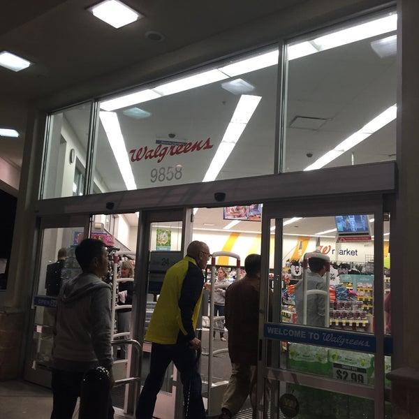 Photo taken at Walgreens by Mitsu N. on 2/20/2016