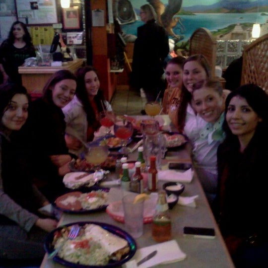 Photo taken at Rey Azteca Mexican Restaurant by Bianca F. on 3/29/2013