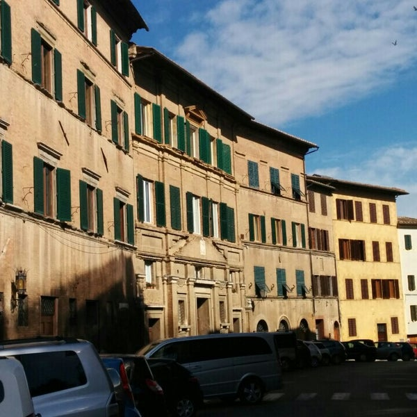 Photo taken at Siena by Ekin Y. on 4/23/2015