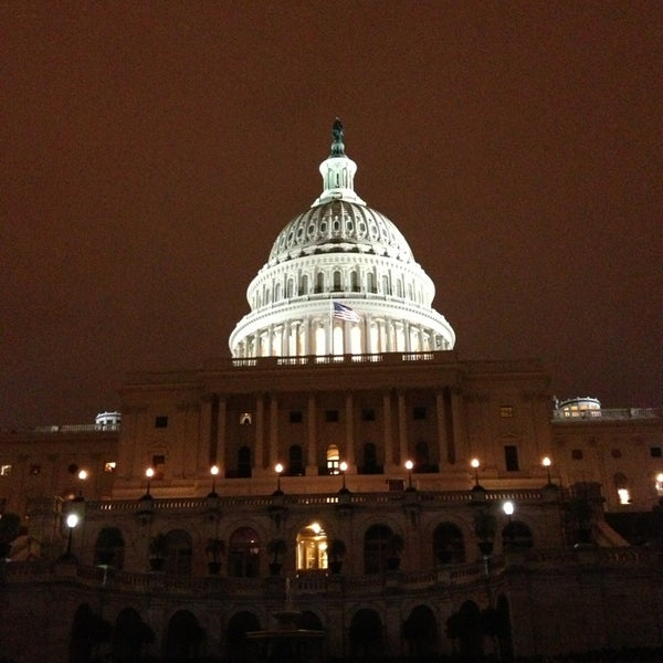 Photo taken at Rotunda of the U.S. Capitol by John on 7/13/2013
