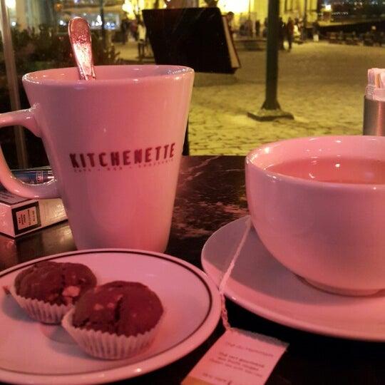 Photo taken at Kitchenette by Zeynep T. on 1/16/2015
