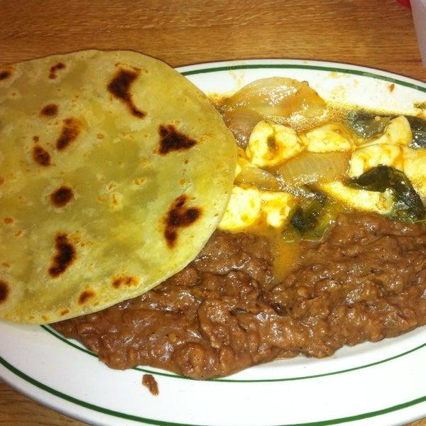 Top Vegetarian Mexican Food Nyc