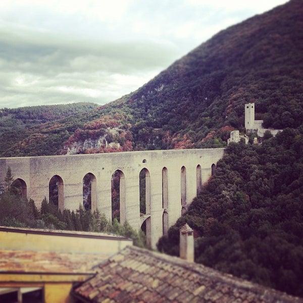 Photo taken at Ponte Delle Torri by lapitzi on 10/7/2012