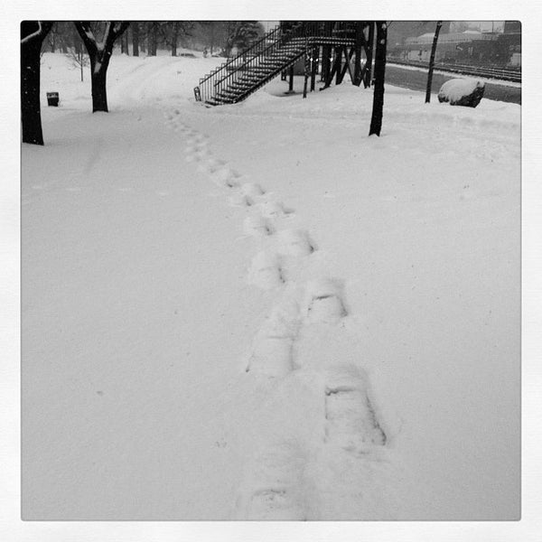 Photo taken at Loring Park by Jared M. on 2/22/2013