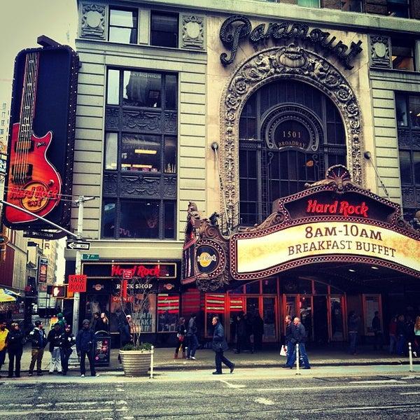 Rockstar Cafe New York