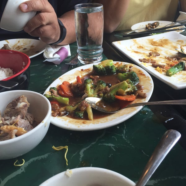 Photo taken at Sang Kee Peking Duck House by Mikayla F. on 7/30/2015