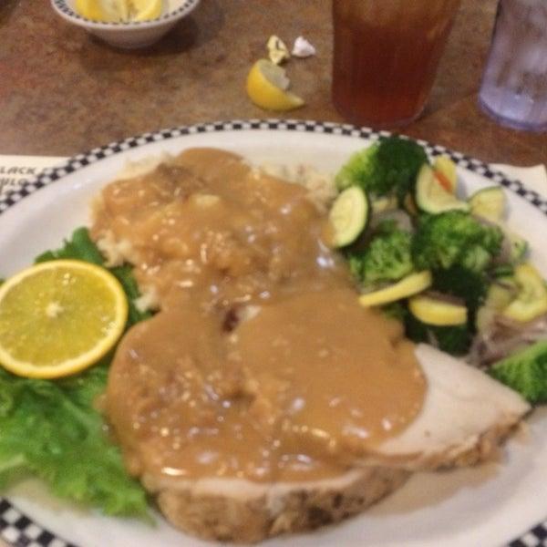 Photo taken at Gilbert Black Bear Diner by Tim on 11/22/2013