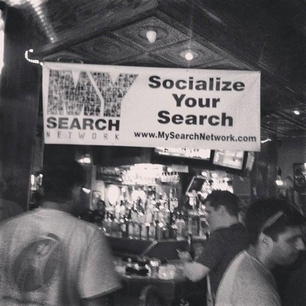 Photo taken at Darwin's Pub by Kalli B. on 3/9/2013