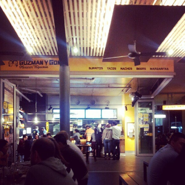 Photo taken at Guzman Y Gomez by David G. on 9/14/2012