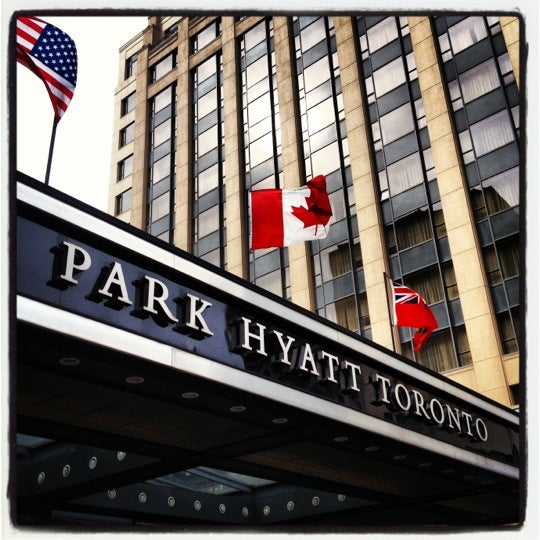 Photo taken at Park Hyatt Toronto by Kelly S. on 10/5/2012