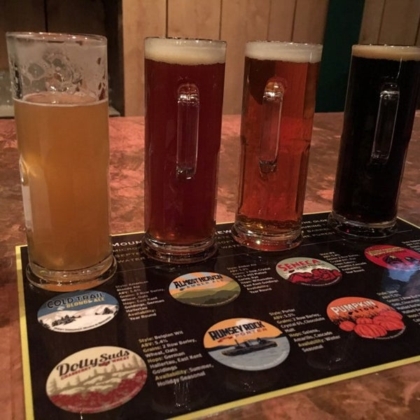 Photo taken at Mountain State Brewing Co. by Shawn F. on 2/2/2016