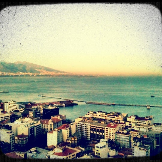 Photo taken at Hilton İzmir by Selin A. on 10/17/2012
