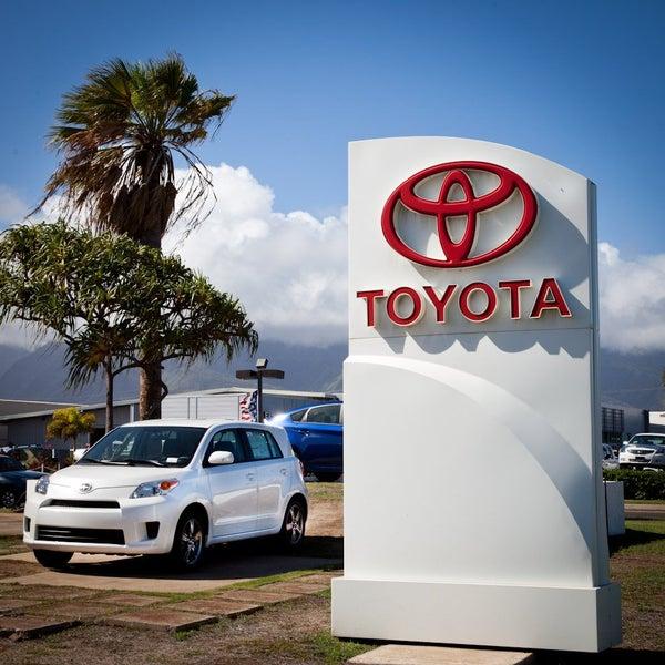 Maui Toyota Kahului Hi