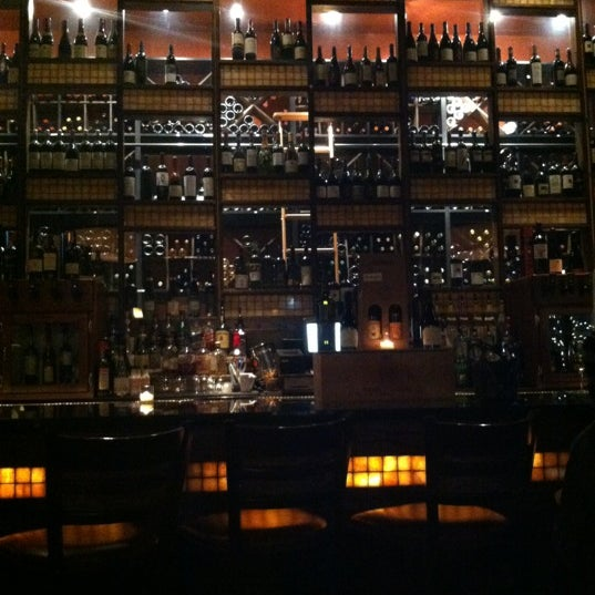 Photo taken at D.O.C. Wine Bar by Morgan M. on 11/22/2012