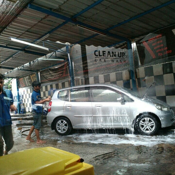 clean up car wash grogol petamburan jakarta barat tanjung duren. Black Bedroom Furniture Sets. Home Design Ideas