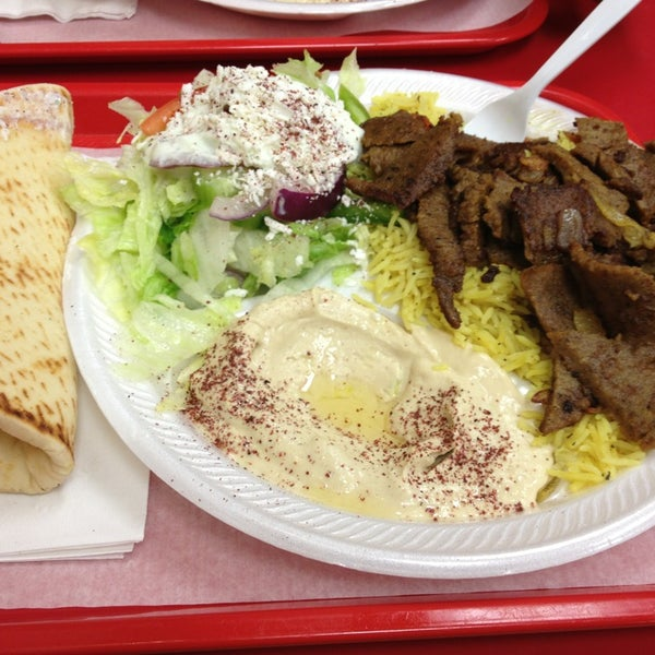 Aladdin gyro cery university district seattle wa for Aladdin middle eastern cuisine