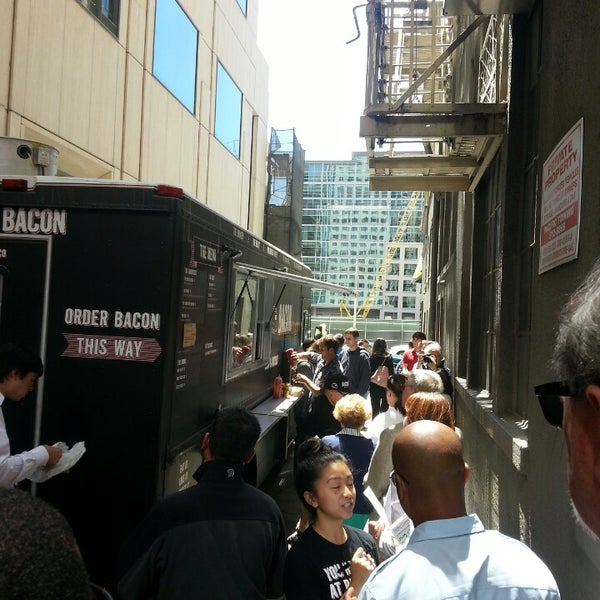 Food Truck San Francisco Financial District