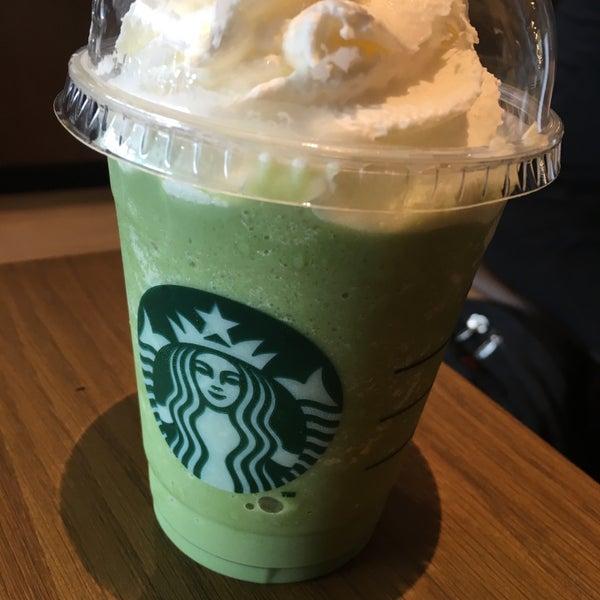 Photo taken at Starbucks by Nationn M. on 10/27/2016