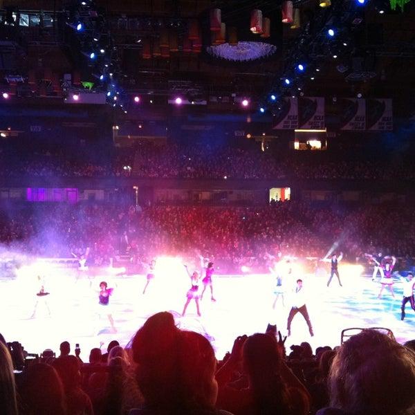 Photo taken at Allstate Arena by Jose Jeng F. on 1/24/2013