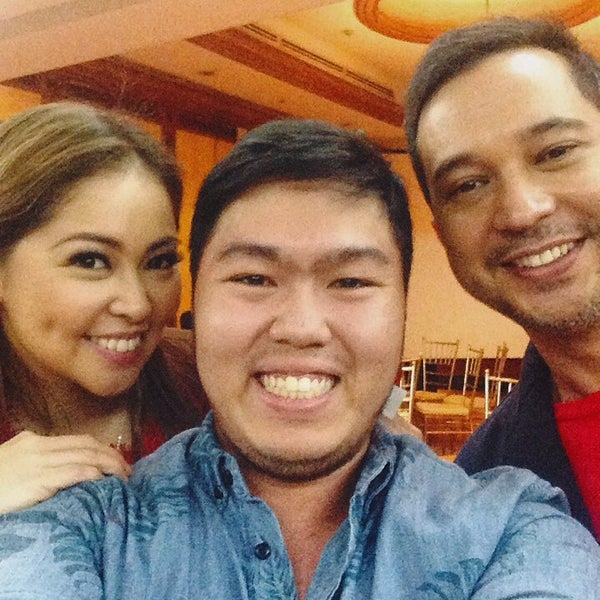 Photo taken at GMA Network Center by Jimpy A. on 7/20/2015