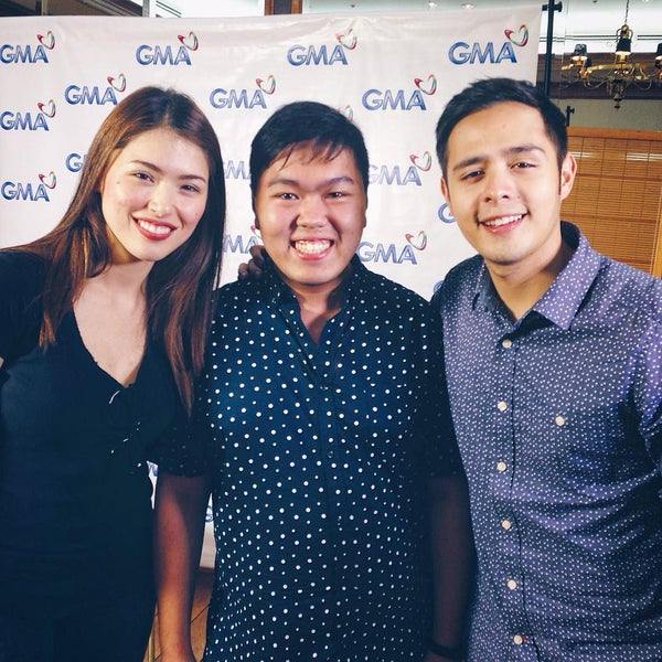 Photo taken at GMA Network Center by Jimpy A. on 7/22/2015