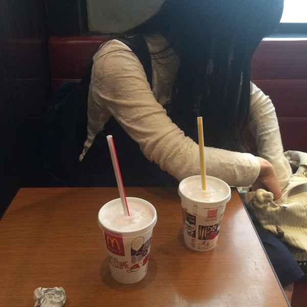 Photo taken at McDonald's by ちゃんみお on 10/11/2015