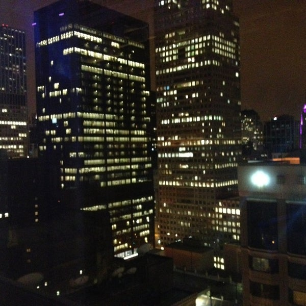 Photo taken at theWit Chicago - A DoubleTree by Hilton Hotel by Constance P. on 2/16/2013