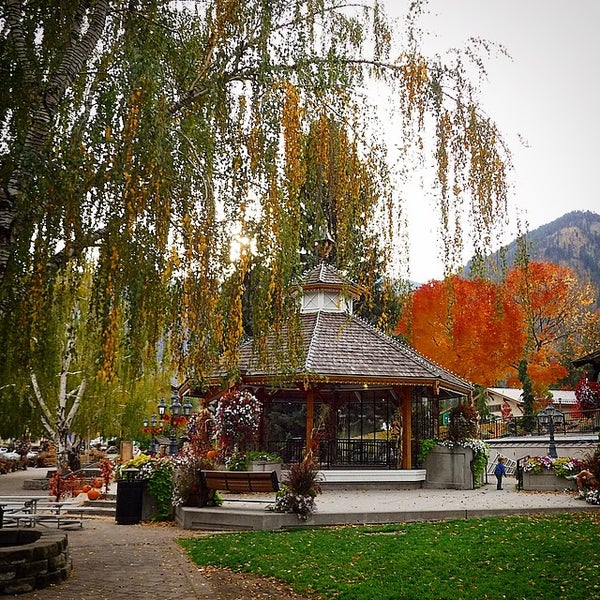 Photo taken at Town of Leavenworth by Arlene H. on 10/8/2015
