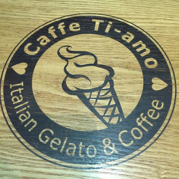 Photo taken at Caffè Ti-amo by Ayen A. on 3/28/2016