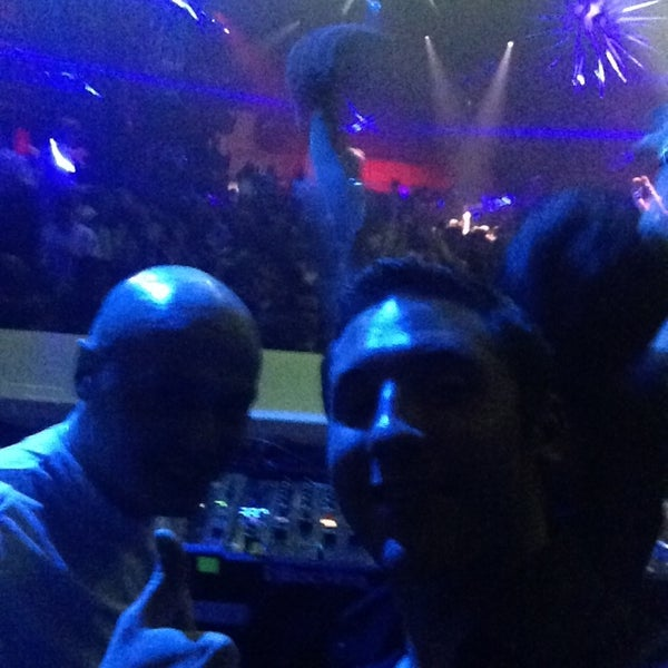 Photo taken at LIV Miami by Roger P. on 3/1/2013