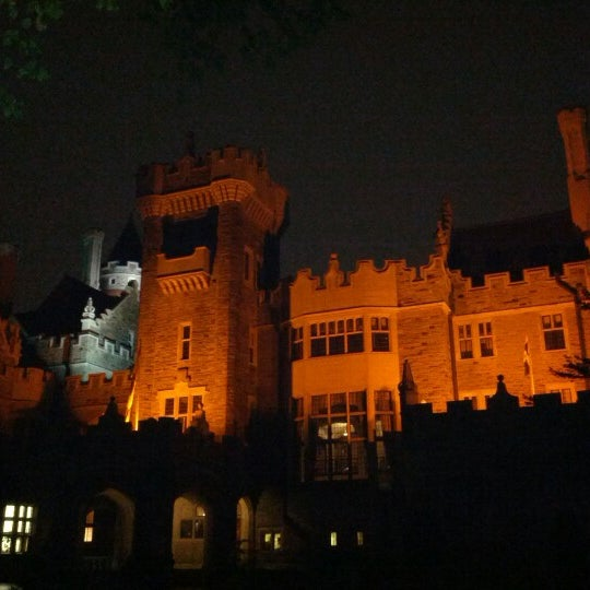 Photo taken at Casa Loma by Siddharth S. on 10/7/2012