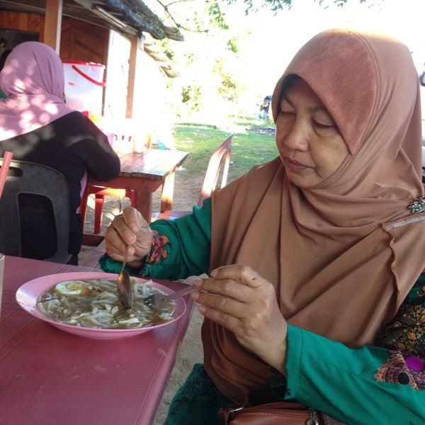 Photo taken at Tanjung Dawai by Khal S. on 7/30/2016