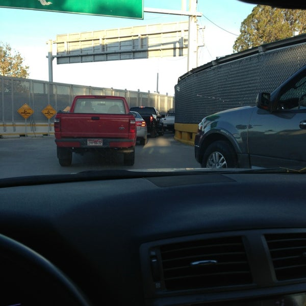 Photo taken at USA Border To Mexico by ARACELY G. on 1/13/2013