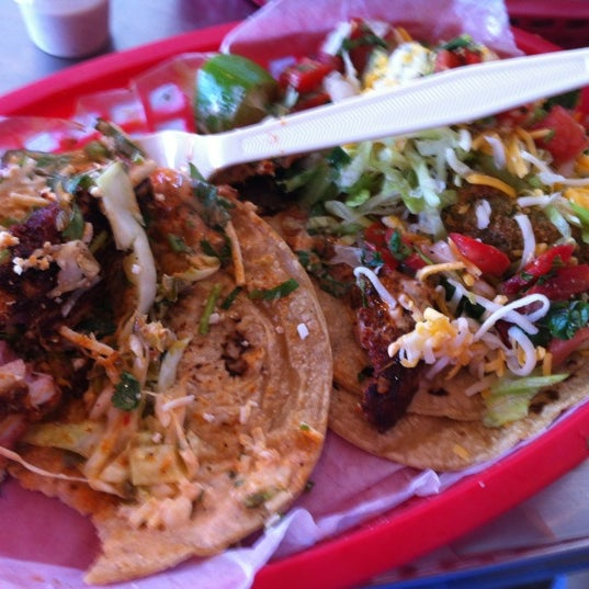 Photo taken at Torchy's Tacos by 🚀 Jordan 🚀 on 6/26/2013
