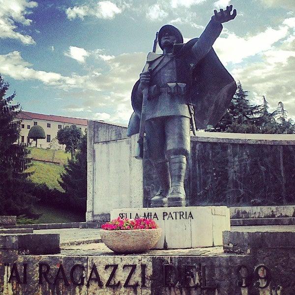 Photo taken at Parco Ragazzi del '99 by Ricardo L. on 8/28/2013