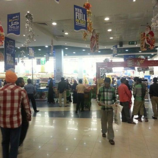 Photo taken at Lulu Hypermarket by Nikhil J. on 12/7/2012