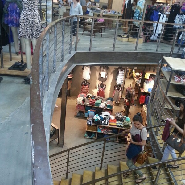 Photo taken at Urban Outfitters by Liz G. on 6/16/2013