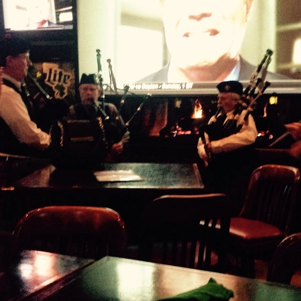 Photo taken at Finn McCool's Irish Sports Pub by April B. on 3/15/2015
