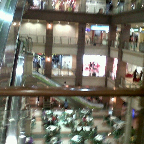 Photo taken at Galeria Mall by hana m. on 3/1/2013