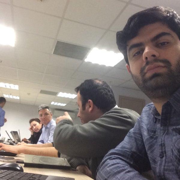 Photo taken at TTNET Plaza by Mihraç N. on 3/12/2015