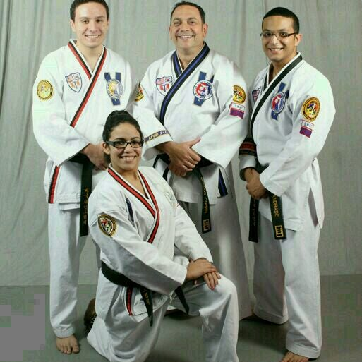 Photo taken at Karate America by Carlos C. on 11/5/2012